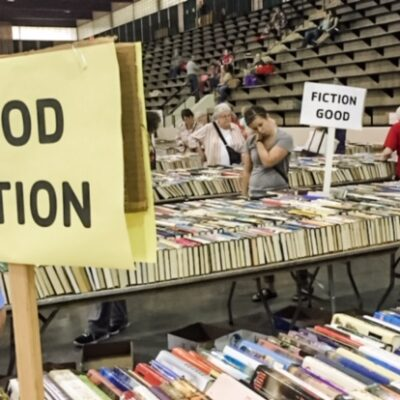 Pro Tips for Shopping a Used Book Fair